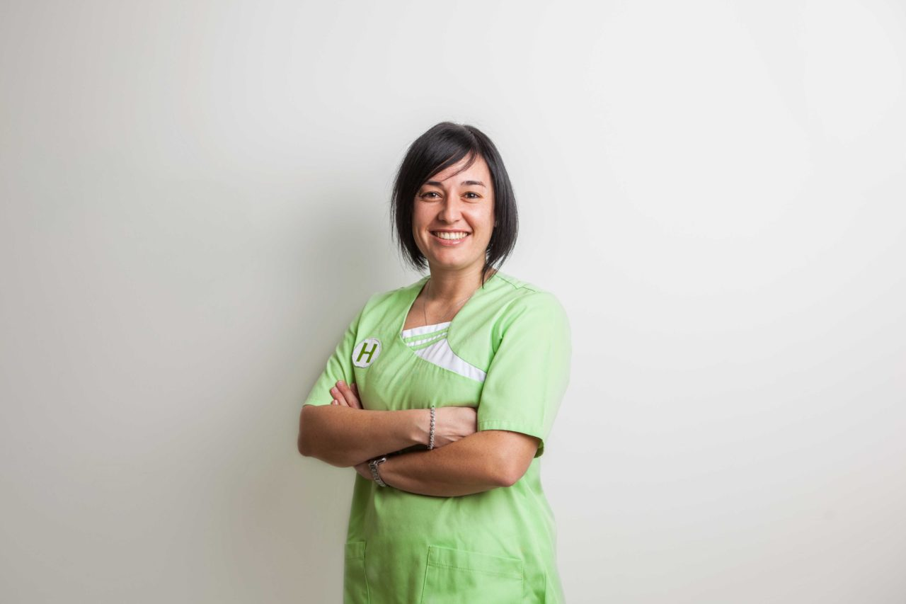 Verónica Pérez: odontóloga general