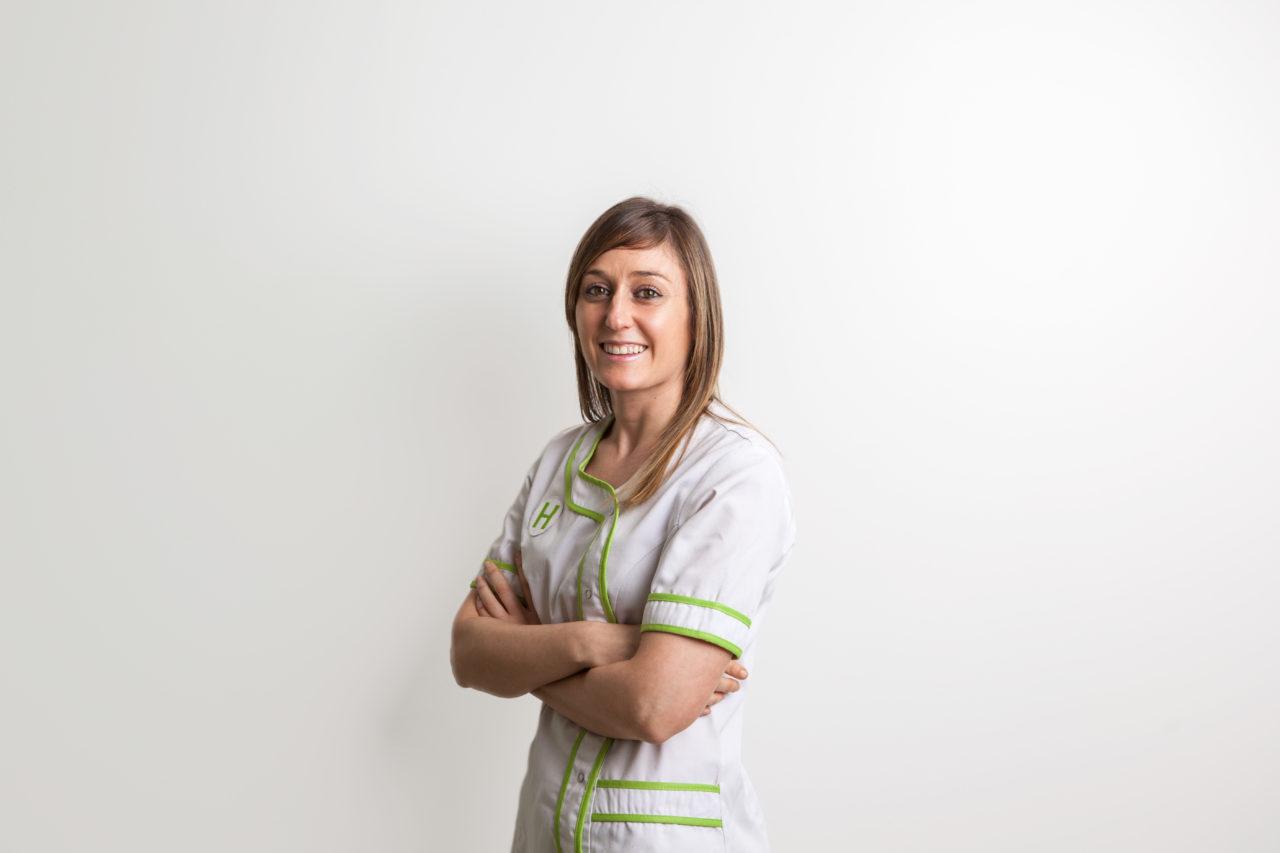 Jennifer García: higienista dental