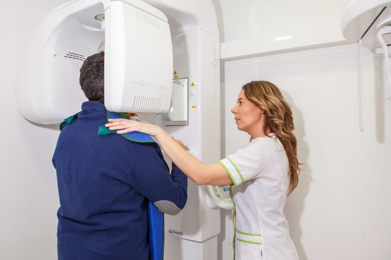 Aróa Pérez tecnología de diagnóstico 3D
